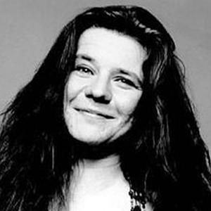 "Janis Joplin Singer     BIRTHDAY January 19, 1943 BIRTHPLACE Texas DEATH DATE Oct 4, 1970  (age 27) ABOUT She became an icon of '60s psychedelic rock for her rough sound, and released five charted singles during her four-year career. TRIVIA FACT Her legacy includes the anti-consumerism song ""Mercedes Benz,"" and ""Another Piece of My Heart."" ASSOCIATED WITH She and Jimi Hendrix, Kurt Cobain, and Jim Morrison, were all rock performers who died at age twenty seven."