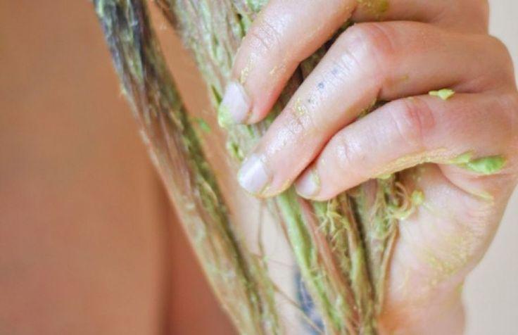 Φυσική θεραπεία για να ισιώσετε μόνιμα τα μαλλιά