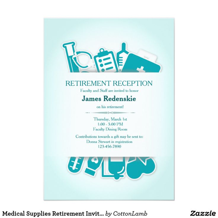 Best Retirement Invitation Wording Ideas On