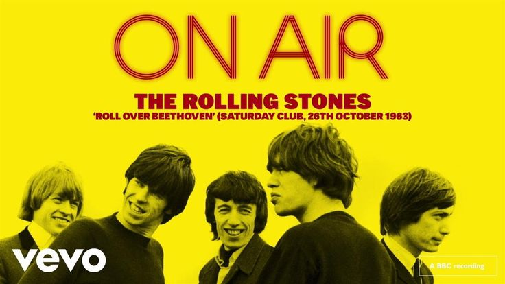 The Rolling Stones - Roll Over Beethoven (Saturday Club, 26th October 1963)