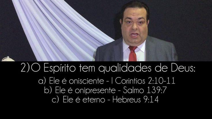 Escola Sabatina- Lição 03- A divindade do Espírito Santo - O E.S. e a ...