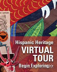 Smithsonian Hispanic Heritage Month - Virtual Tour