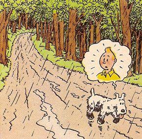 - Tintin - Tenten