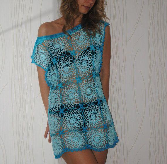 knitted dress от MariaGorohova на Etsy