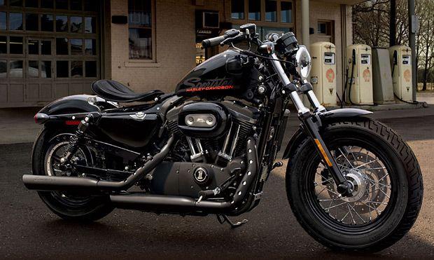 2010 Harley Davidson Sportster Forty-Eight