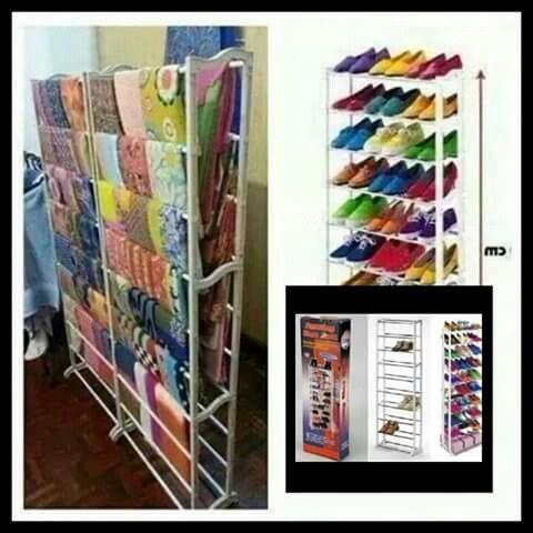 hijab rack