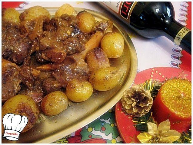 Απιστευτα ωραιο κρεας το αγριογουρουνο,μαριναρισμενο,και καλομαγειρεμενο με μπολικα μυρωδικα...ουισκι και πετιμεζι δινουν το τελειο γευστικο αποτελεσμα και ιδανικο για το Πρωτοχρονιατικο τραπεζι και οχι μονο. Ενα φαγητο σκετο λουκουμι!!! <strong>Δοκιμαστε το!!!</strong>