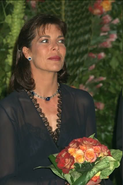 Bal de la Rose 1996  la Princesse Caroline
