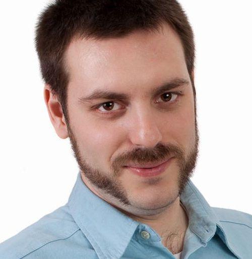 Friendly Mutton Chops Beard Design