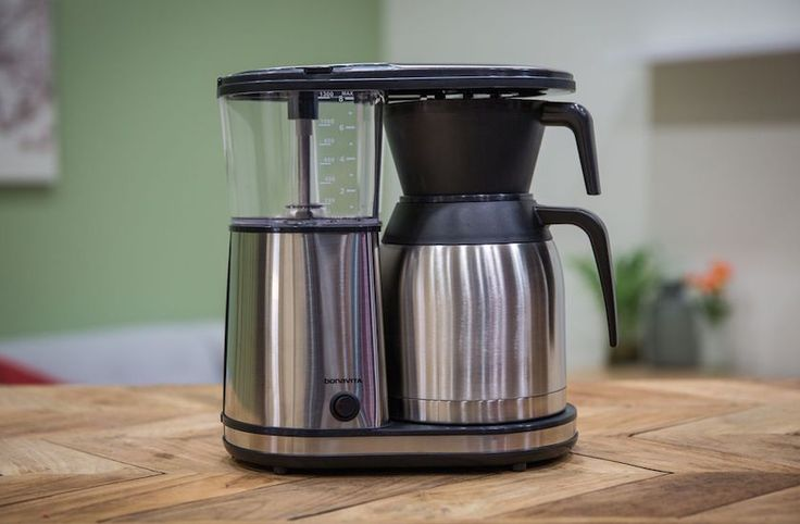 Bonavita BV1900TS 8 Cup Stainless Steel Carafe Coffee Maker - Best Kitchen…