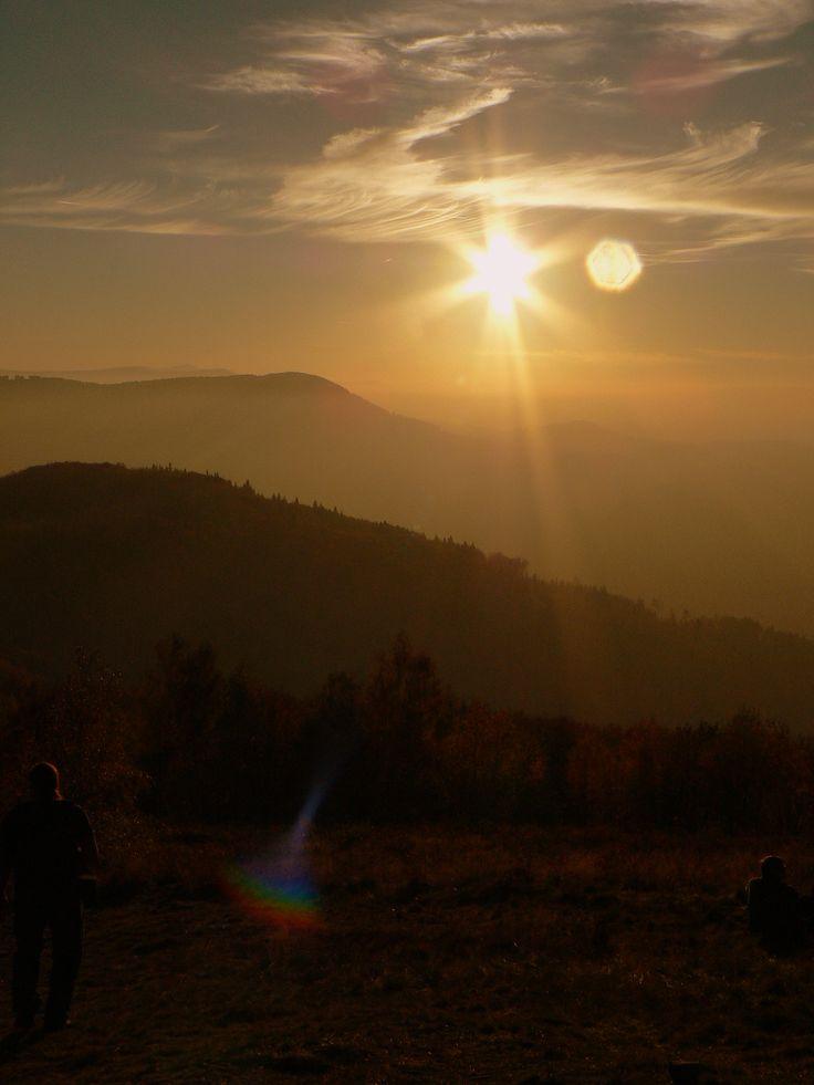 Autumn in Beskidy #beskidy #polishmouintains