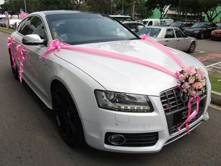Luxury Wedding Cars | Wedding Cars for Rent