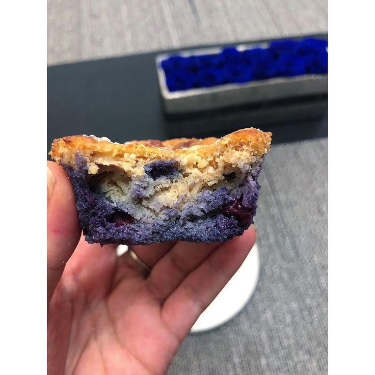 Keto Blueberry Almond Muffins  here's what I did:  1- Pre-heat the oven at 3…