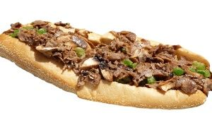 Groupon - $ 11 for Two Groupons, Each Good for $10 at South Philly Cheese Steaks ($20 Total Value) in Multiple Locations. Groupon deal price: $11