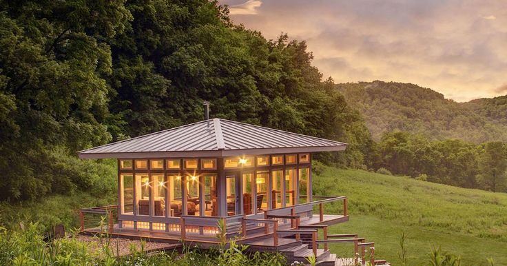Best Midwest Vacation Cabins Near Chicago - Thrillist