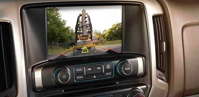 2015 Chevrolet Silverado 2500HD screen http://www.santafechevroletcadillac.com