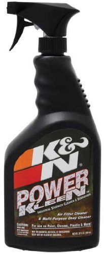 K&N 99-0621 Air Filter Cleaner and Degreaser - 32 oz. Trigger Sprayer, 2016 Amazon Top Rated Performance Parts & Accessories  #AutomotivePartsandAccessories