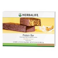 Independent Herbalife Distributor | Protein Bar Deluxe Citrus Lemon 14 Bars per Box