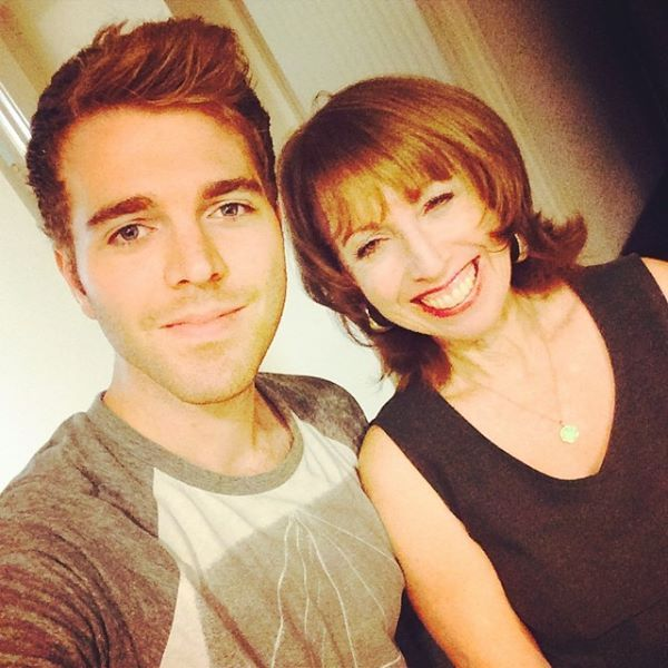 Photo of Shane Dawson & his  Mother   Teresa Yaw