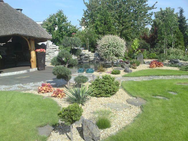 Záhrady - fotogaléria: Okrasné záhrady