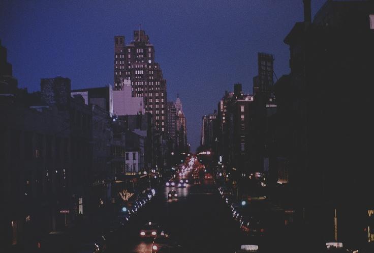 Photo Simon Gaviria - Minolta XD11 #nyc #newyork #highline