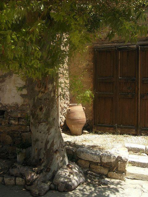 Spinalonga, Greece.