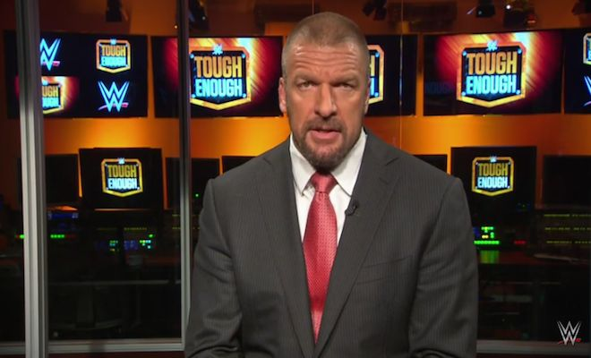"Triple H Makes Announcement Concerning New Season of WWE ""Tough Enough"""