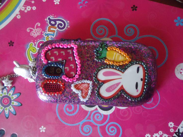 decoración de celular
