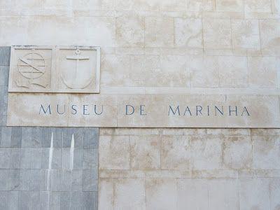 O cantinho da Sila: Museu da marinha