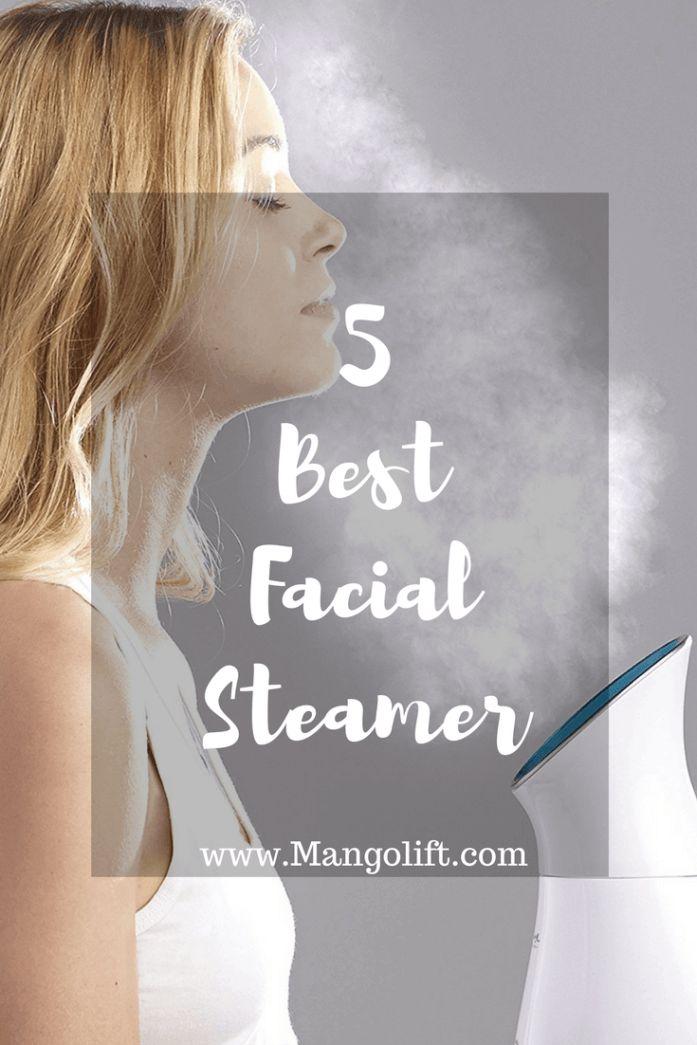 top 5 facial steamer