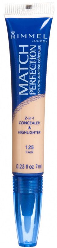 Rimmel London Match Perfection Skin Tone Adapting Concealer - it's OK....