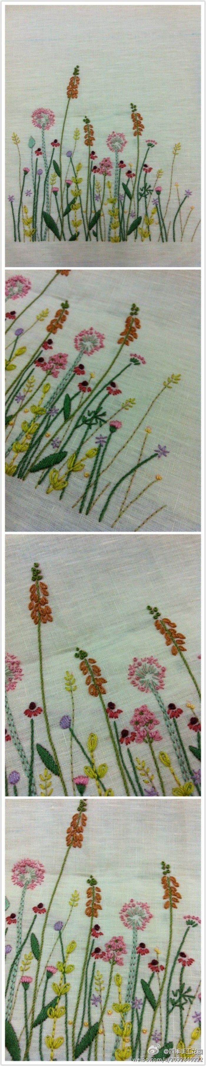 Handmade crocheted crochet art of living