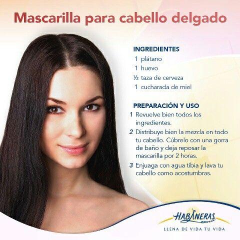 El pelo muy delgado requiere de cuidados para recuperar fortaleza, por eso sigue estos tips y ¡Luce divina!
