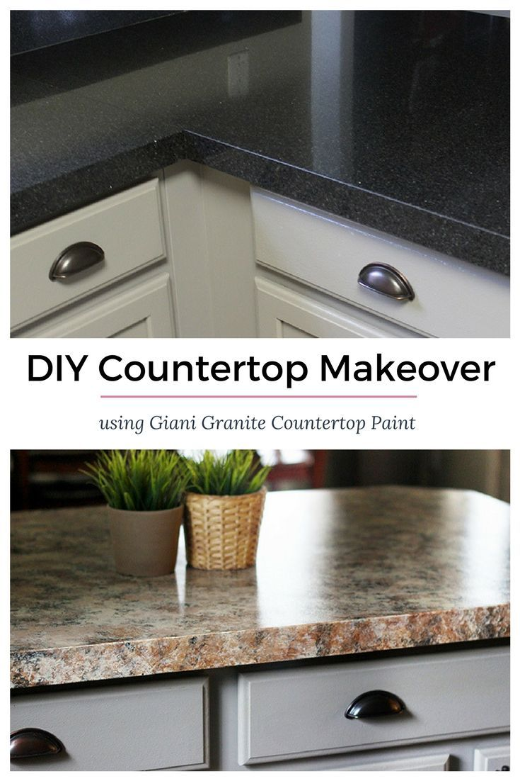 Painted Kitchen Countertop Reveal Replacing Kitchen Countertops