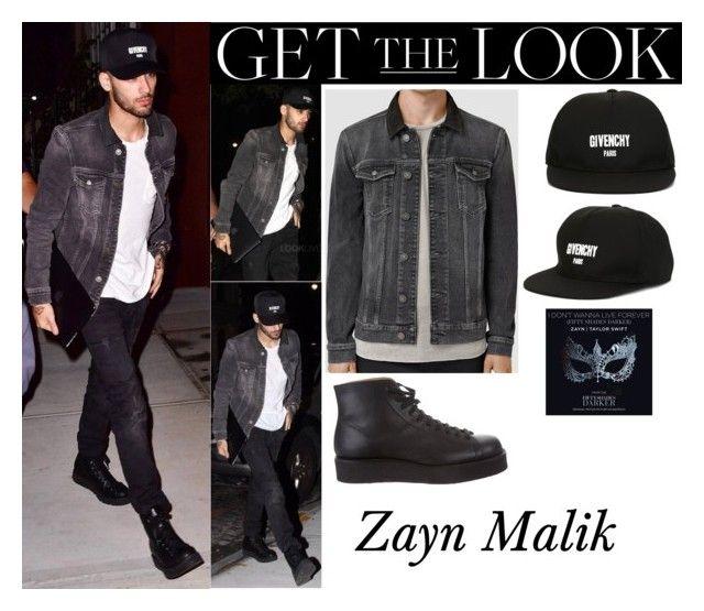 Zayn Malik Leaving Studio in New York City September.14.2016