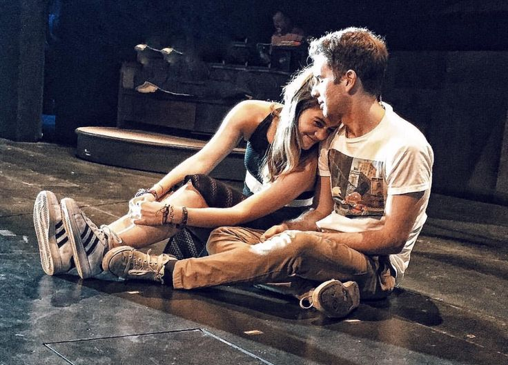 Laura and Ben. They are the cutest