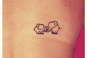 Tattoos para Mãe e Filha. Um amor marcado para sempre.