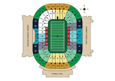 #tickets 2 Tickets Notre Dame vs Georgia UGA Section 3 Row 30-50 Aisle Seating please retweet