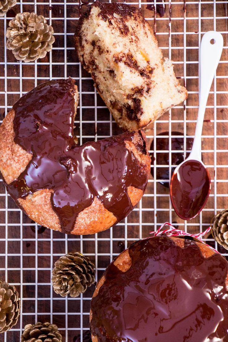 Chocottone | Vídeos e Receitas de Sobremesas