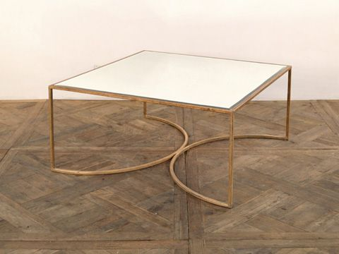 GJ Styles   Valence Coffee Table   DF55 39 X 39