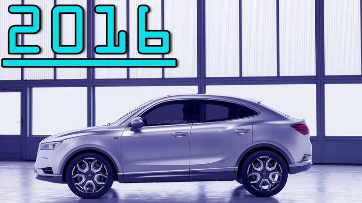 ►Plug in Hybrid 2016 Borgward BX6 TS Concept AWD SUV First Drive Review