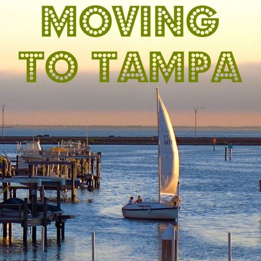 Moving to Tampa this summer? Despite the affordability and light