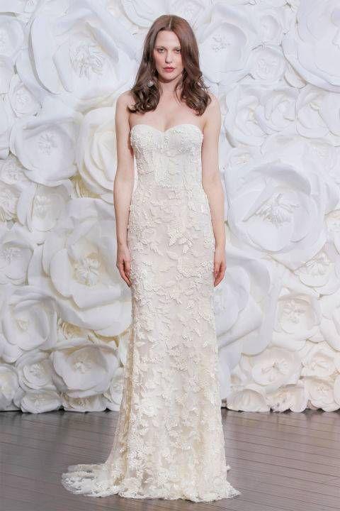 14. Zdjęcie  - Najpiękniejsze suknie ślubne na wiosnę-lato 2015