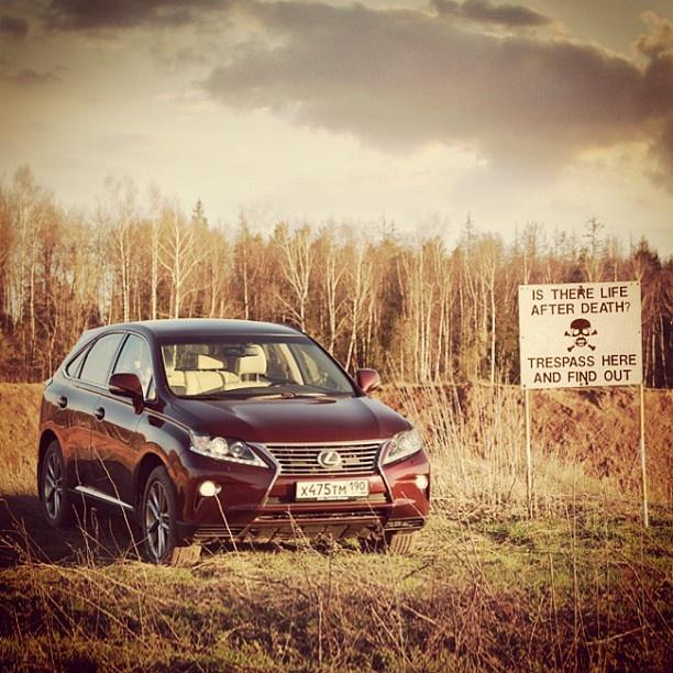 #car #auto #cars #lexus #rx350 #4x4day #spring http://instagram.com/4x4day