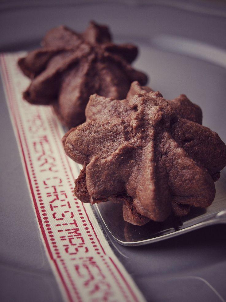 Nougat Tuffs – die besten Nutella Weihnachtskekse der Welt