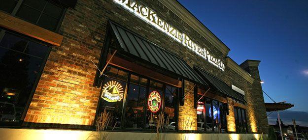 MacKenzie River Pizza -  never miss it when I'm in Bozeman, MT!
