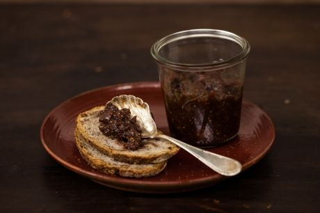 Geleia de figo e vinho tinto | Panelinha - Receitas que funcionam