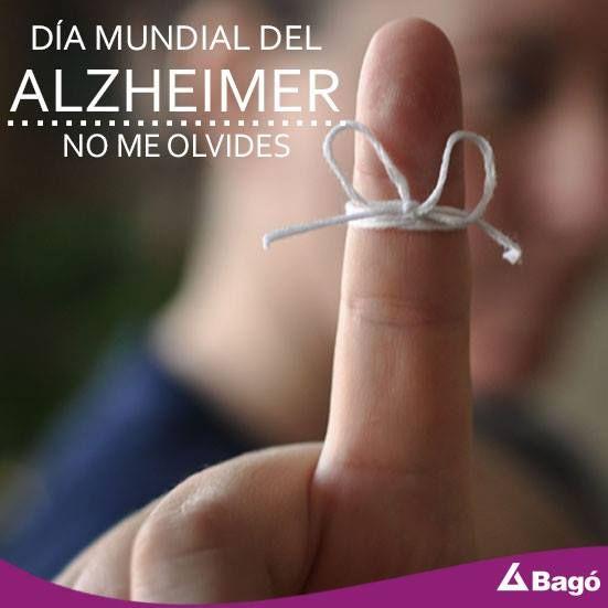 Hoy es el Día Mundial del Alzheimer, la Organización Mundial de la Salud y la Federación Internacional de Alzheimer conmemoran éste día con el propósito de dar a conocer información de actualidad acerca de la enfermedad. #SaludyBienestarBagó