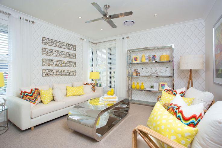 Flinders - Simonds Homes #interiordesign #livingroom