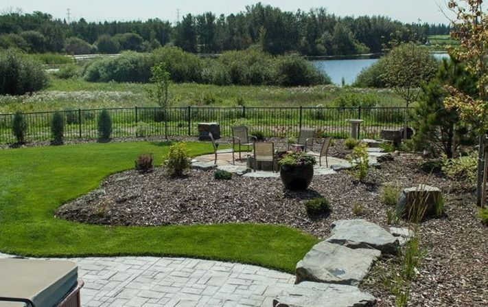 12 best Salisbury Landscaping- Acreages and Large Spaces images on ...
